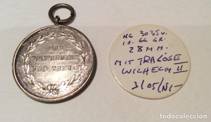 Medallas condecorativas: Medalla wurtemberg Alemania plata - Foto 3 - 121557882