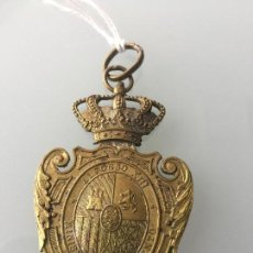 Medallas condecorativas: MEDALLA ALFONSO XIII MINISTERIO DE FOMENTO . Lote 127076671