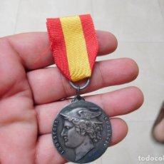 Medallas condecorativas: MEDALLA INDUSTRIA COMERCIO S.A.M. FENWICK 1941. Lote 128647287
