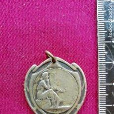Medallas condecorativas: ARGENTINA. COLEGIO SAN JOSÉ DE FLORES. CONDECORACIÓN DE 1913. DIBUJO LINEAL. Lote 130592342