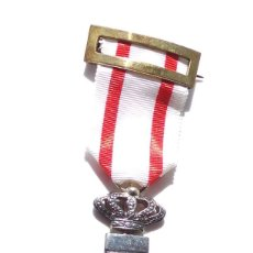 Medallas condecorativas: MEDALLA MÉRITO AÉREO CON DISTINTIVO BLANCO. Lote 132956842