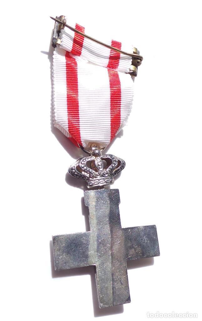 Medallas condecorativas: MEDALLA MÉRITO AÉREO CON DISTINTIVO BLANCO - Foto 3 - 132956842
