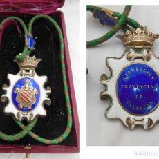 Medallas condecorativas: DIPUTACIÓN PROVINCIAL DE VALENCIA. Lote 133643426