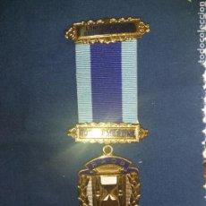 Medallas condecorativas: MEDALLA MASÓNICA. Lote 134327418