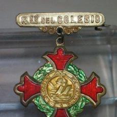 Médailles décorations: CURISOA MEDALLA CON PRENDEDOR PREMIO AL MERITO. Lote 136632442