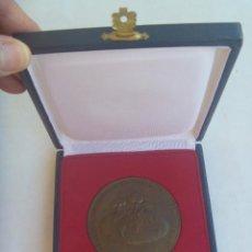 Medallas condecorativas: MEDALLA ORIGINAL DE UN PREMIO INTERNACIONAL PRINCIPE DE ASTURIAS . 1980. EN SU CAJA. Lote 195330338