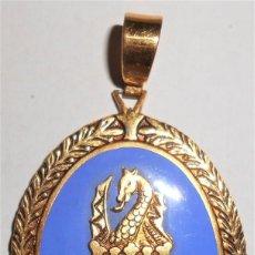 Medallas condecorativas: MEDALLA DE HONOR FERIA INTERNACIONAL VALENCIA, CATEGORÍA ORO.. Lote 139356110