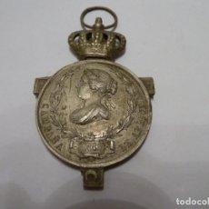 Medallas condecorativas: CAMPAÑA DE AFRICA ISABEL 2 1860. Lote 139827974