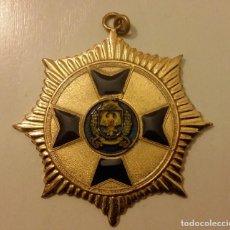 Medallas condecorativas: EXTINTA CONDECORACIÓN DE LA ANTIGUA POLICÍA METROPOLITANA DE CARACAS. VENEZUELA. Lote 140628202