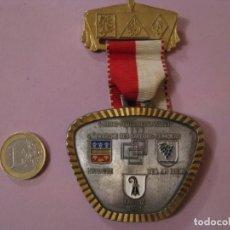 Medallas condecorativas: MEDALLA BOMBEROS SUIZA. 4. REGIO-FEUERWEHRMARSCH. 1976. . Lote 145206758
