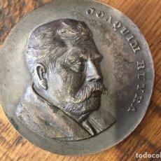 Medallas condecorativas: MEDALLA FESTA MAJOR AJUNTAMENT BLANES 1981 JOAQUIM RUYRA. Lote 147010270