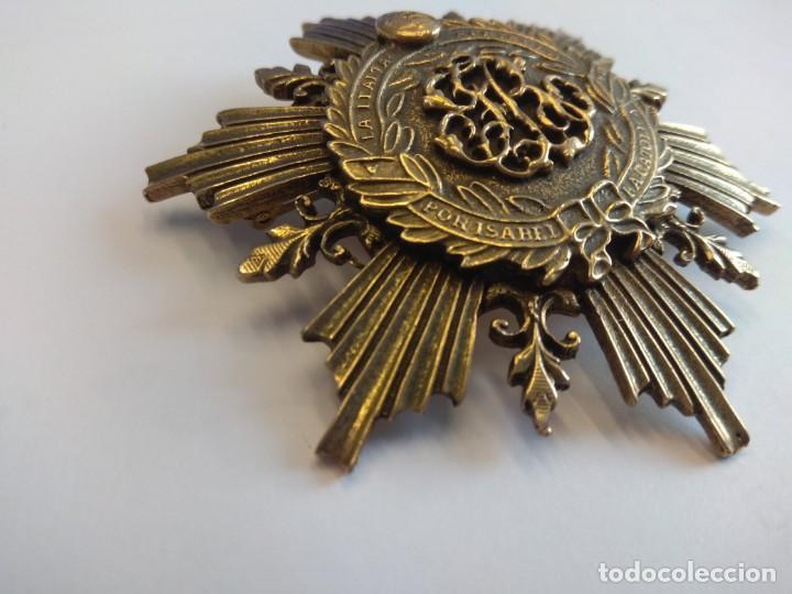 Medallas condecorativas: BROCHE: A LA LEALTAD ACRISOLADA. POR ISABEL LA CATÓLICA - Foto 2 - 147019370