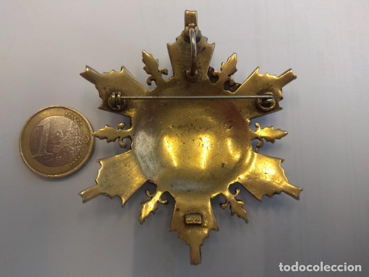 Medallas condecorativas: BROCHE: A LA LEALTAD ACRISOLADA. POR ISABEL LA CATÓLICA - Foto 3 - 147019370