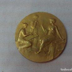 Medallas condecorativas: GRAPHOS ILUSTRADO CONCURSO DE FOTOGRAFIA 1907 GRAN PREMIO UNICO DE HONOR. Lote 147226618