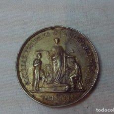 Medallas condecorativas: MEDALLA PLATA SOCIEDAD ECONOMICA DE AMIGOS DEL PAIS DE VALENCIA. Lote 147228134