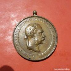 Medallas condecorativas: MEDALLA IMPERIO AUSTROHÚNGARO 1. Lote 150098674