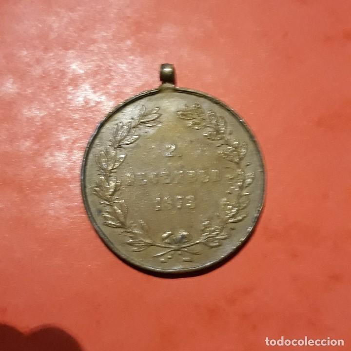 Medallas condecorativas: MEDALLA IMPERIO AUSTROHÚNGARO 1 - Foto 2 - 150098674