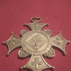 Medallas condecorativas: MEDALLA N.S. VICTORIA MALAGA 1944. Lote 150347437