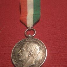 Medallas condecorativas: MEDALLA ANTIGUA COLEGIO ITALIANO. Lote 150353821