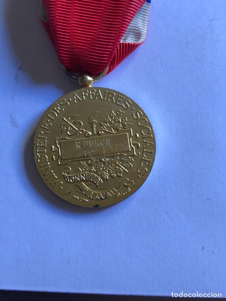 Medallas condecorativas: Lote de 6 medallas francesas con sus cajas - Foto 11 - 153659948