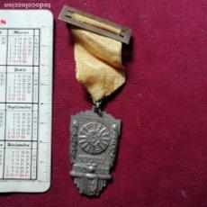 Medallas condecorativas: MEDALLA COLEGIAL. SCIENTIA FIDES ARS. Lote 155622286