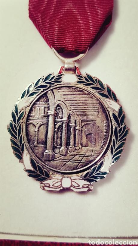 Medallas condecorativas: MEDALLA DEL CARDENAL CISNEROS FIRMADA COMENDADOR - Foto 4 - 156534358
