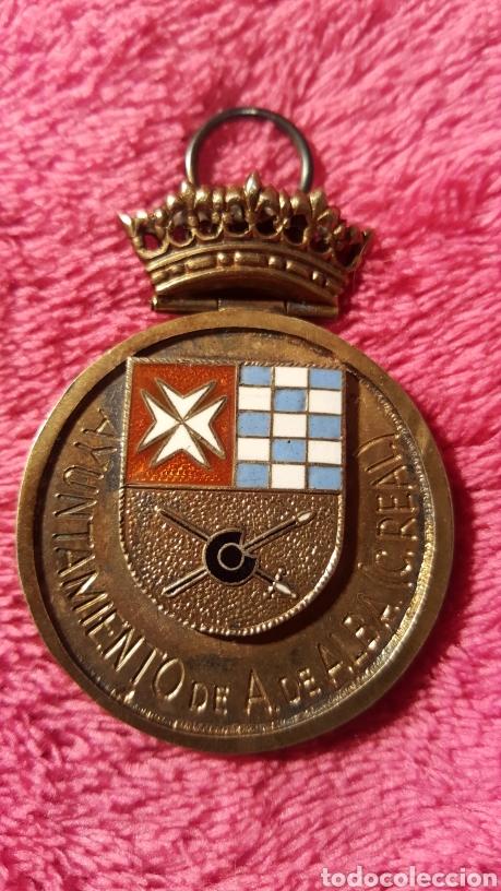 Medallas condecorativas: PREMIO AL MÉRITO A ANTONIO ZARCO. 1974. - Foto 2 - 156541821