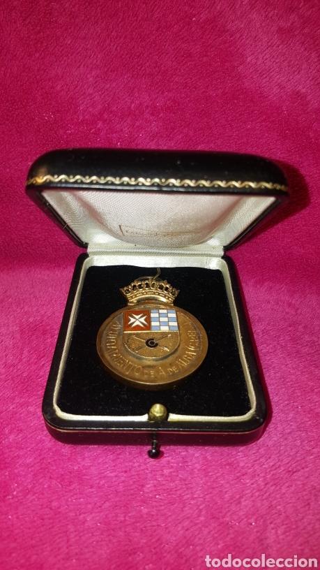 PREMIO AL MÉRITO A ANTONIO ZARCO. 1974. (Numismática - Medallería - Condecoraciones)
