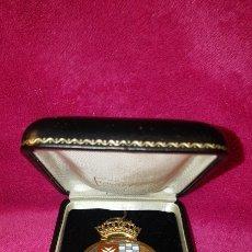 Medallas condecorativas: PREMIO AL MÉRITO A ANTONIO ZARCO. 1974.. Lote 156541821