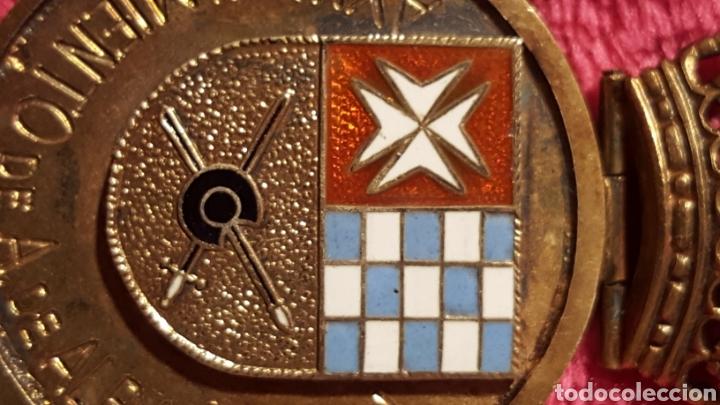 Medallas condecorativas: PREMIO AL MÉRITO A ANTONIO ZARCO. 1974. - Foto 5 - 156541821