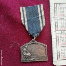 Medallas condecorativas: ARGENTINA 1918 - MEDALLA DEL MUSEO NAVAL - PLATA. Lote 159230622
