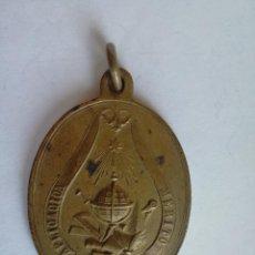 Medallas condecorativas: ANTIGUA MEDALLA DE HONOR APLICACION AL MERITO - MEDIDA: 4,5 X 3,2 CM MEDALLA BRONCE. Lote 160590438