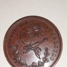 Medallas condecorativas: MEDALLA DE LA REAL ACADEMIA DE CIENCIAS. Lote 161649641