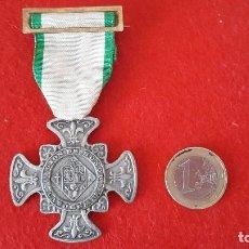 Medallas condecorativas: MEDALLA PREMIO COLEGIO. Lote 166952656