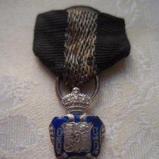 Medallas condecorativas: ANTIGUA CONDECORACIÓN. JUSTICIA. SIGLO XIX.. Lote 173609613