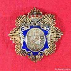 Medallas condecorativas: CONDECORACIÓN EN PLATA DORADA. DOCTORES DEL CLAUSTRO EXTRAORDINARIO.. Lote 178762073