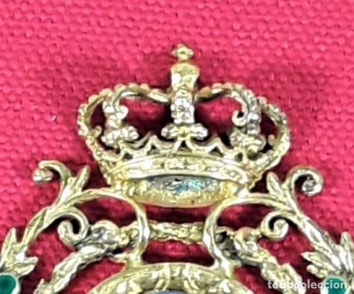 Medallas condecorativas: CONDECORACIÓN AL MÉRITO DE LAS BELLAS ARTES. MARMOLEJO. ESPAÑA.SIGLO XX. - Foto 3 - 178781840