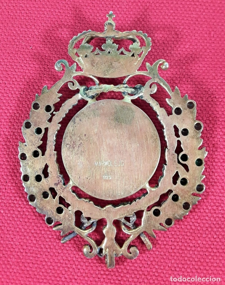 Medallas condecorativas: CONDECORACIÓN AL MÉRITO DE LAS BELLAS ARTES. MARMOLEJO. ESPAÑA.SIGLO XX. - Foto 4 - 178781840