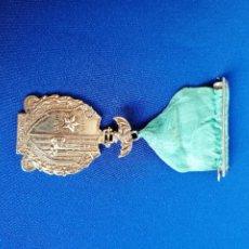 Medallas condecorativas: MEDALLA COLEGIO LA SALLE AL MERITO 1966. Lote 181022137