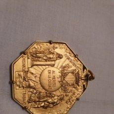 Medallas condecorativas: CONDECORACIÓN. MEDALLA ORO CIUDAD VALENCIA.. Lote 183389218