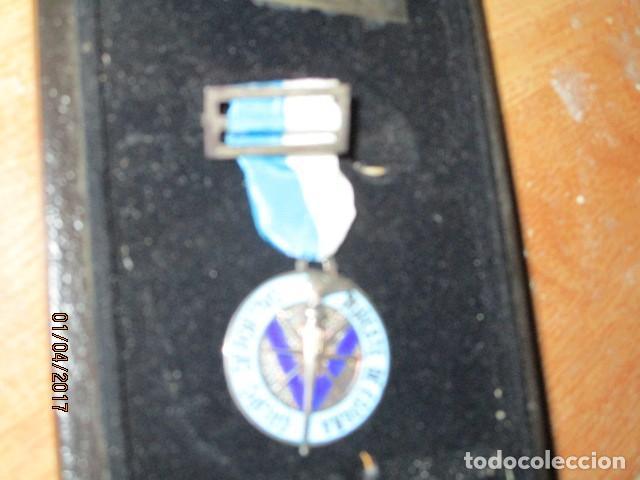 Medallas condecorativas: MEDALLA CONDECORACION ALICANTE DEPORTE SURESTE GRUPO DEPORTIVO CON ESTUCHE Y PLACA - Foto 7 - 184242546