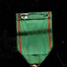 Medallas condecorativas: MEDALLA VOLUNTARIADO HOLANDA. Lote 186313436