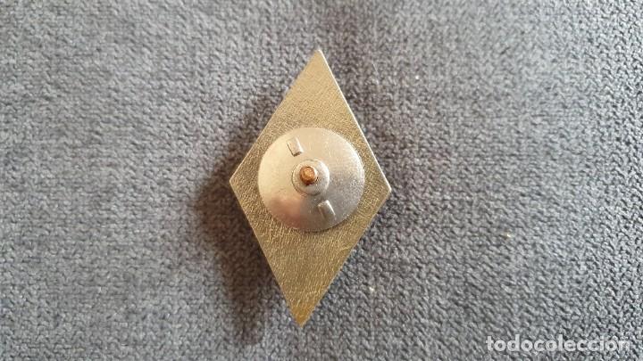 Medallas condecorativas: CUBA REVOLUCION OFICIAL GENERAL PIN INSIGNIA UNIFORME CHE GUEVARA FIDEL CASTRO 1960 - Foto 2 - 193806497