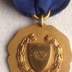 Medallas condecorativas: 1948 MEDALLA ANTIGUA SENIOR ELOCUTION, CON INICIALES. Lote 193965273