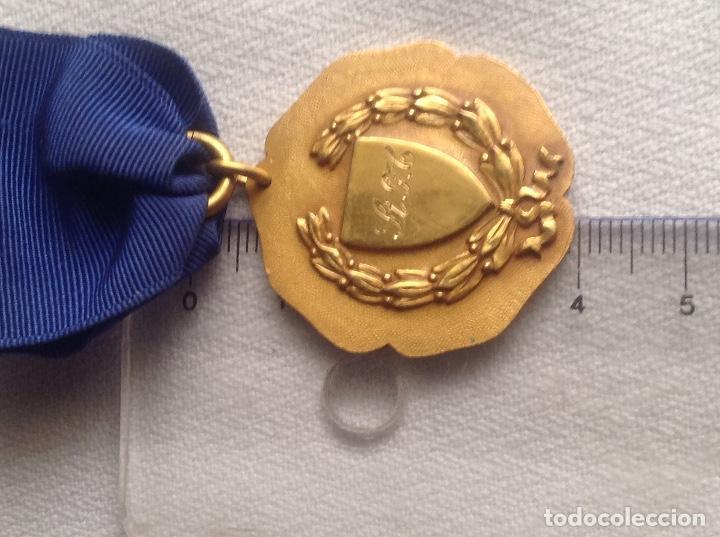 Medallas condecorativas: 1948 MEDALLA ANTIGUA SENIOR ELOCUTION, CON INICIALES - Foto 13 - 193965273