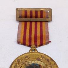 Medallas condecorativas: MEDALLA FALLERA FALLA DE LA AMISTAD AÑOS 1960. Lote 195208697