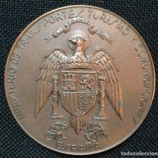 Medallas condecorativas: MEDALLA MINISTERIO DE TRANSPORTES. Lote 198584750
