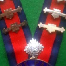 Medallas condecorativas: COLLAR MASÓNICO. Lote 198735550