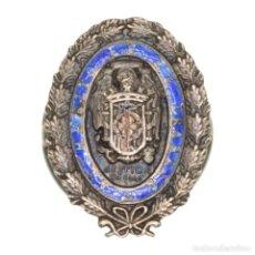 Medallas condecorativas: INSIGNIA ANTIGUA DE SOLAPA MÉRITO AL TRABAJO. Lote 201526912