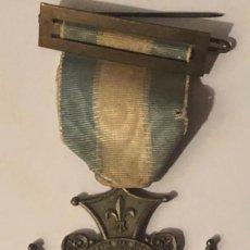 Medallas condecorativas: MEDALLA CONDECORACION 1935 LEGION DE HONOR LABOREMUS. Lote 201813822